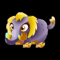 Thunder Mammoth Baby