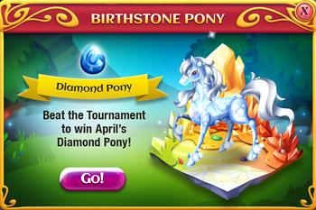 DiamondPony popup