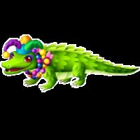 Carnival Croc Adult