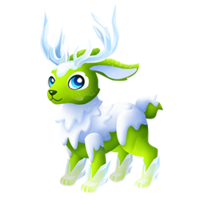 Jackalope Frost Adult
