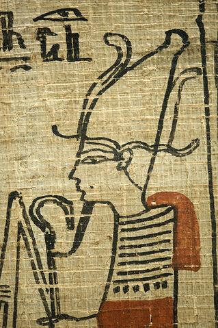 File:Book of the dead of Taiuherit (RMO Leiden, 3rd intermediate period, 21d).jpg