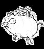 Run of the mill porkin