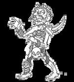 Gwar zombie