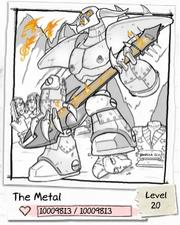 The Metal - Original