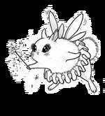 Pixie dustbunny