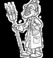 Dr ervin faunted