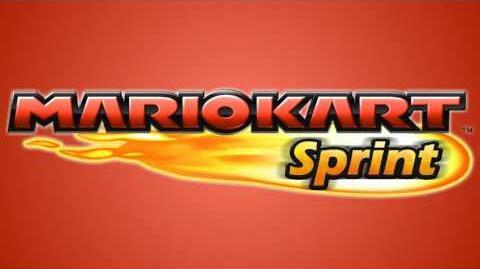 3DS Rosalina's Ice World - Mario Kart Sprint