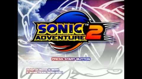 Sonic Adventure 2 - Final Rush - RealFont Remix - HD