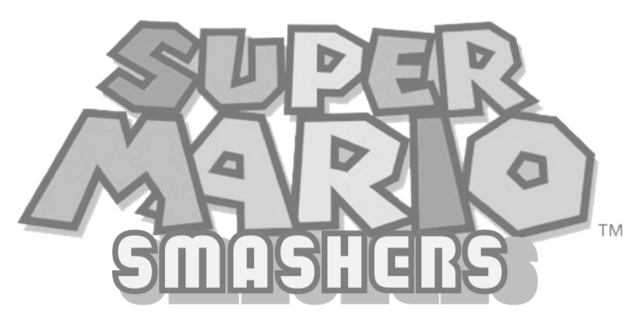 File:Super Mario Smashers Logo.png