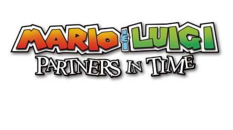 Gritzy Desert - Mario & Luigi Partners in Time Music Extended