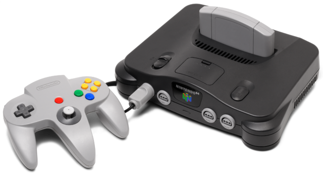 File:N64-Console-Set.png