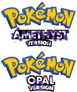 Amethyst & Opal Logos