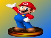 Super Mario Trophies SSBNS