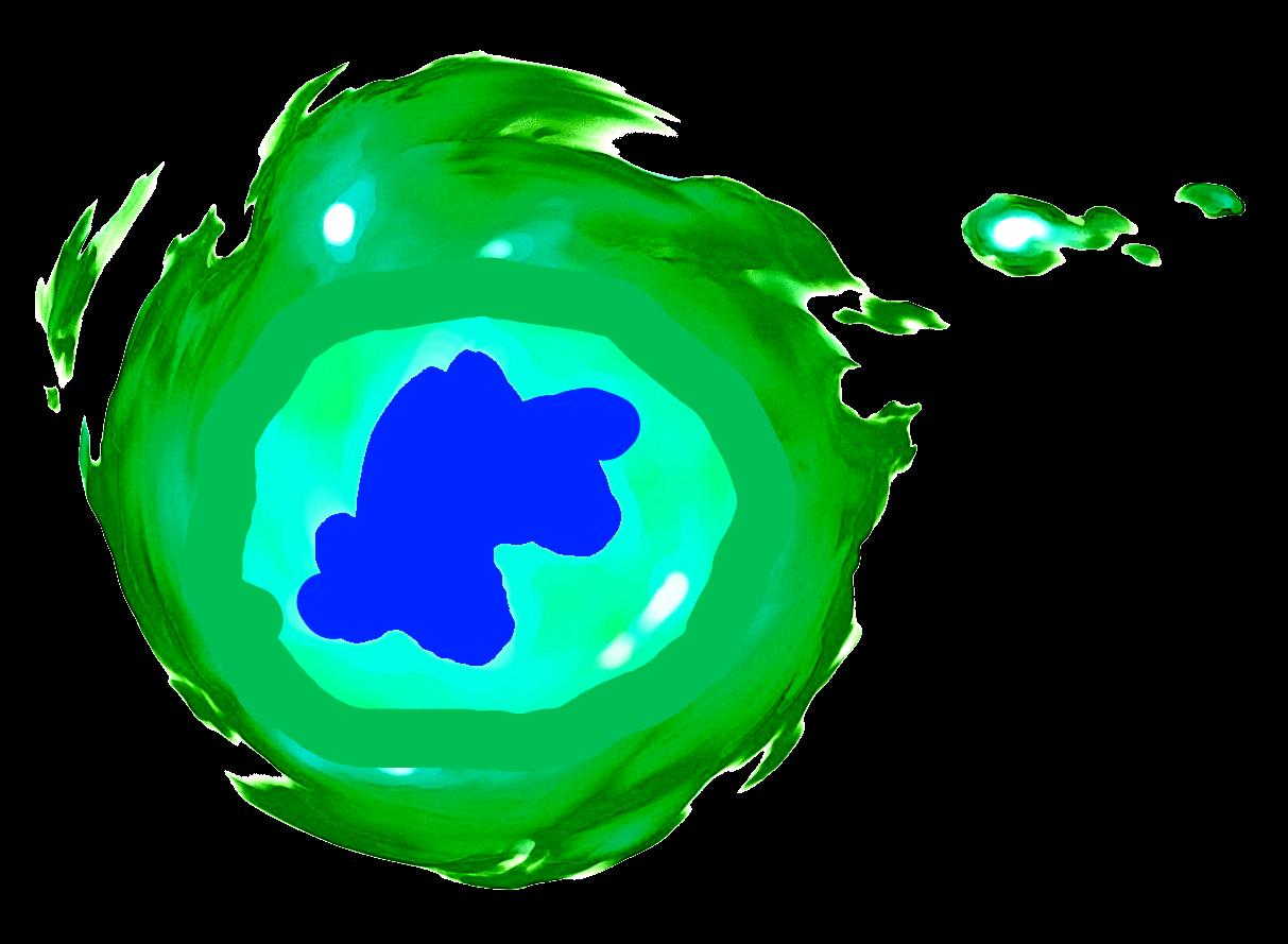 Image - Green Fireball SHMW.png | Fantendo - Nintendo ...