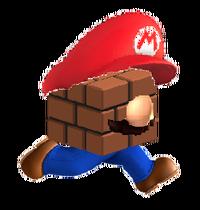 Brick Mario