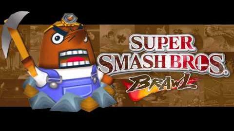 DJ K.K. (Super Smash Bros