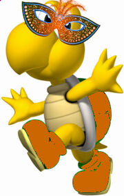 Bakky the Star Koopa