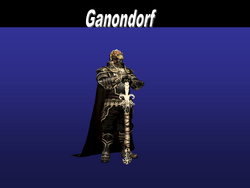 Ganonfdrof
