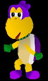 Purple - Fantendo Nightmare