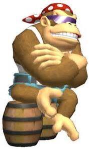 Funky Kong 7
