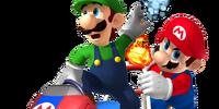Mario Kart: Team Riders