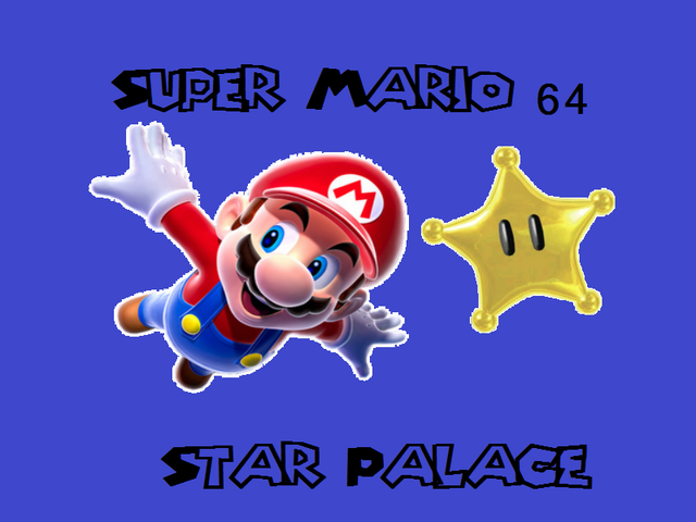File:Super Mario 64 - Star Palace.png