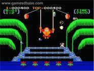 Donkey Kong 3 - 1986 - Nintendo