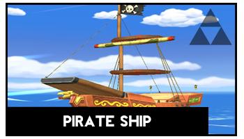 Pirate ShipSSBV