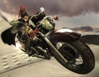 BayonettaMotocycle