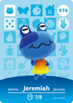Ac amiibo card jeremiah