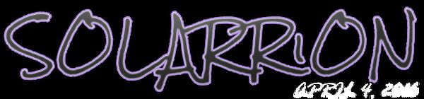 Solarrion April 4 logo