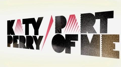 Katy Perry - Part Of Me (Lyric Video)