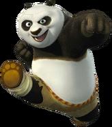 Kung Fu Panda Transparent PNG Clip Art Image