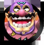 MHWii WarioMan icon