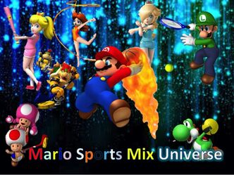 Mario Sports Mix Universe