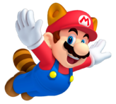 NSMB2 RaccoonMariotransparent.png