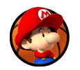 MH3D- Baby Mario