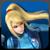 Zero Suit Samus CSS Icon