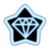 Diamond Ability Star Fallen God