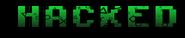 HACKED logo