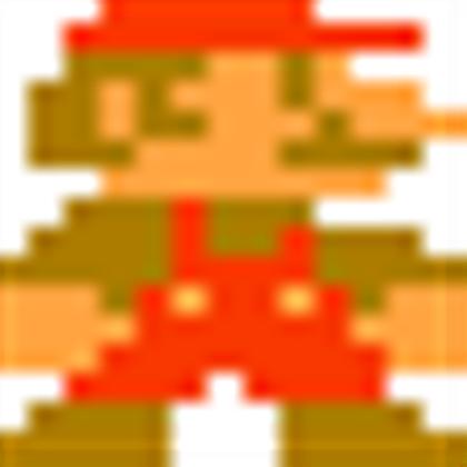 File:Retro Mario.png