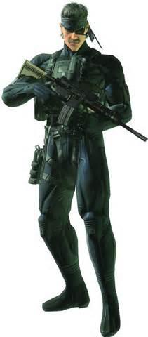 Solid Snake 7