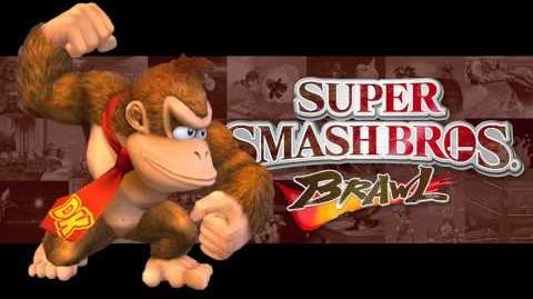 Jungle Level (Super Smash Bros