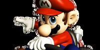 Club Tris/Mario Kart 64 HD