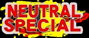FinisherNeutralSpecialAttackVictory
