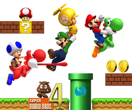 SuperMarioBros4WallPaper