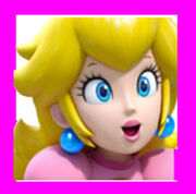 Peach (Super Mario 3D World