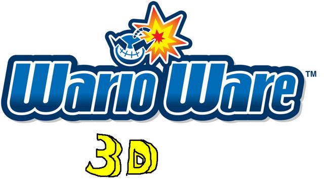 File:WarioWare logo 3D.png