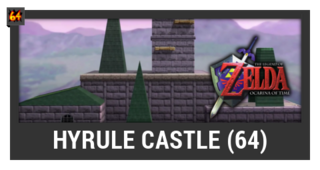 ACL -- Super Smash Bros. Switch stage box - Hyrule Castle (64)