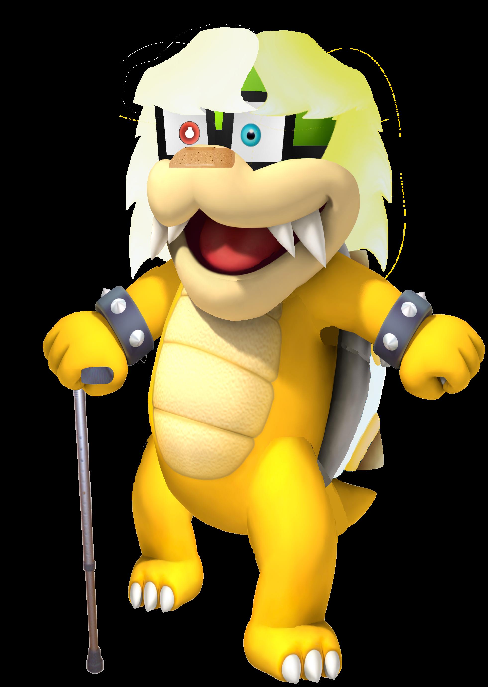 Thomas Koopa Fantendo Nintendo Fanon Wiki Fandom